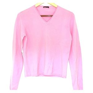 Cashmere Pullover Sweater by Manrico